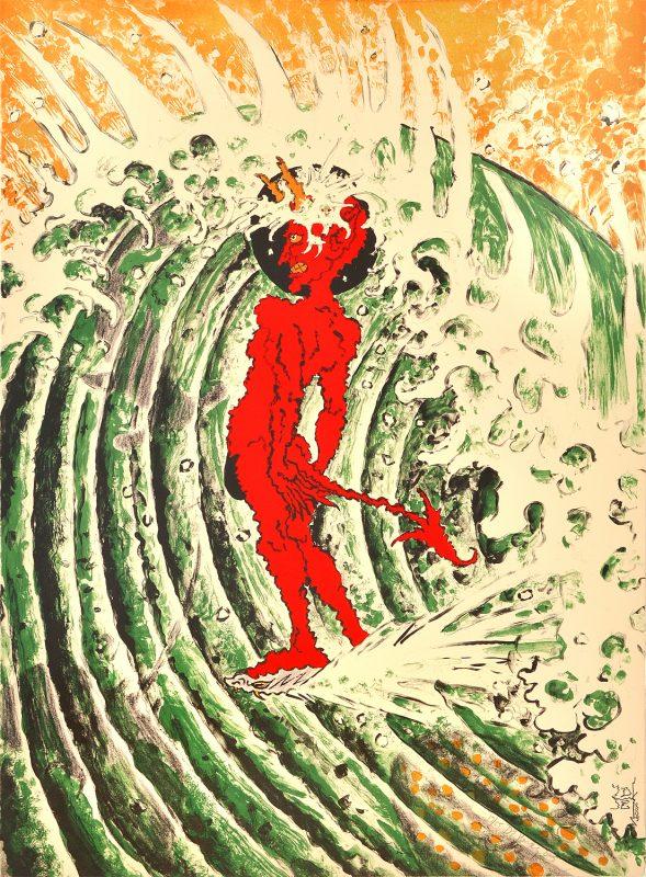 """""""Surf Naked"""""""