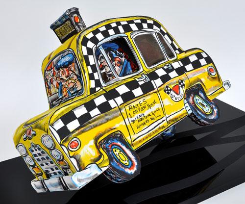 """Ruckus Taxi"""