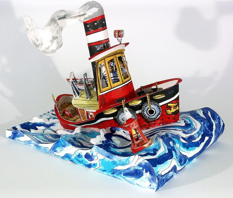 """""""Ruckus Tugboat"""""""