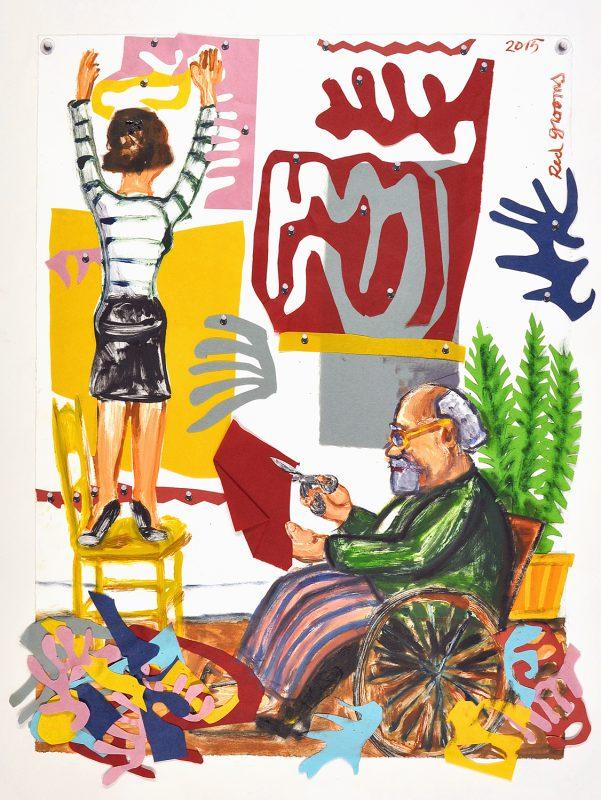 """""""Matisse Cut Outs II"""""""