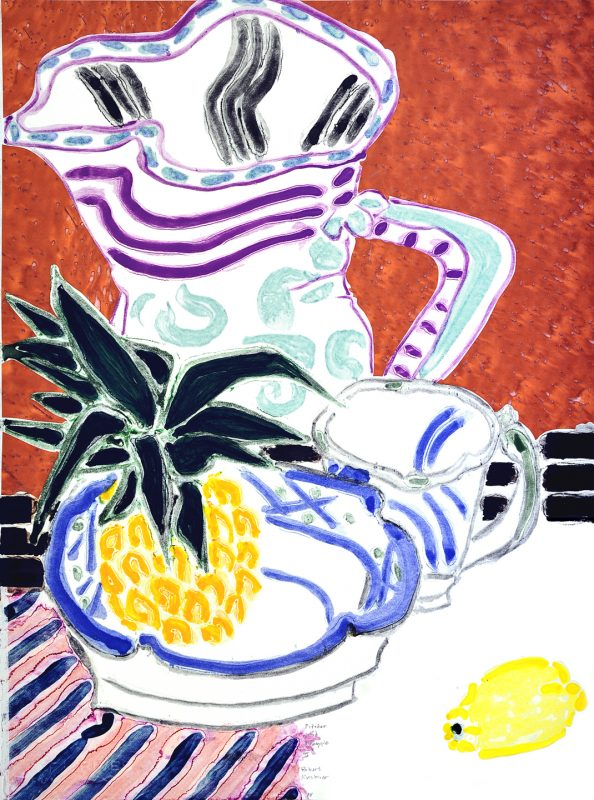 """""""Pitcher and Pineapple II"""""""